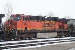 BNSF 7554
