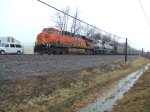 BNSF 6089 and 9641