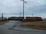 BNSF 9994 and 9433