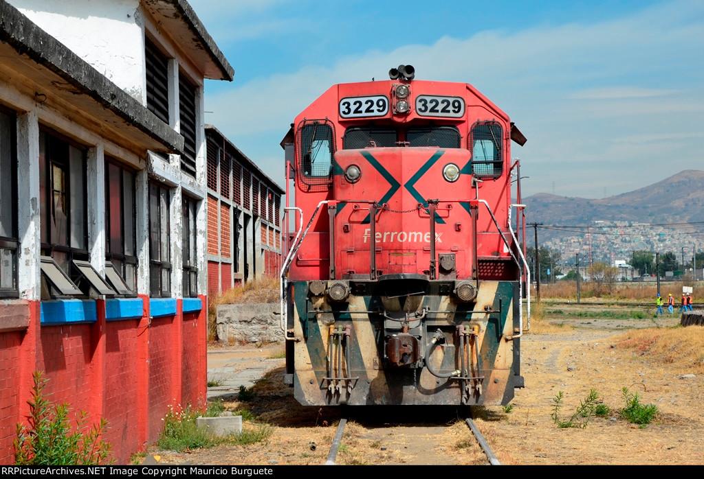 FXE SD40-2 Locomotive