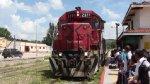 Ferromex Chepe Passenger train at Creel Station