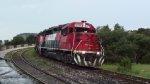 Ferromex Chepe Train at Divisadero