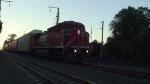 Ferromex Automotive train