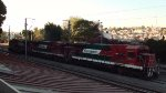 Ferromex locos at Queretaro station