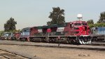 Guadalajara yard full of Ferromex locos