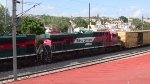 FXE GEVO Diex años locomotive