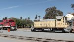 Ex-UP yard loco now Ferromex