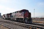 FXE AC44CW & ES44AC at Guadalajara yard