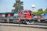 FXE AC44 recently repaired at Guadalajara yards