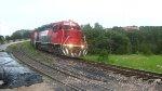 Ferromex Chepe Passenger train at Divisadero Station