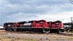 Locomotoras Ferromex en el Valle