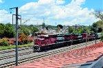 AC4400, SD70ACe & ES44AC Ferromex Locomotive