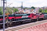 SD70ACe Ferromex Locomotive