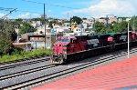 Ferromex ES44AC Locomotive