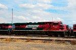 FXE ES44AC Locomotive
