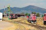 FXE GEVOs Locomotives