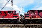 FXE Locomotives SD70ACe vs AC4400