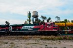 FXE ES44AC Locomotive at Engine facilities