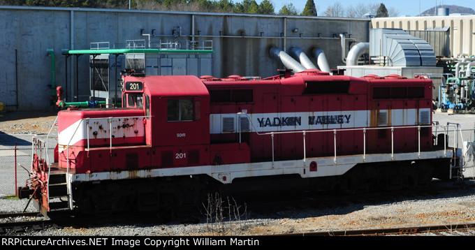 Ex-Yadkin Valley GP gets some sun