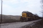 OHCR 5855 passing Oxford Coal at Rehoboth