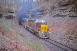 OHCR 5855 grinds through Moxy Tunnel