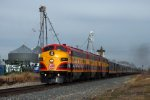 Southbound KCS Special Business Train - The Southern Belle
