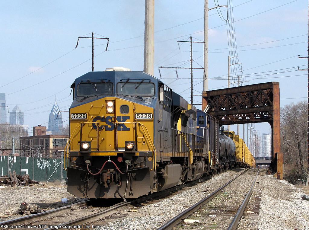 CSX 5229 Q405-09