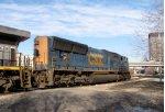 CSX 4713 Q438