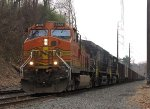 BNSF 4305 NS 67K