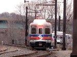 Rotem Silverliner V 802