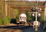 Rotem Silverliner V SPAX 803