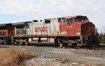 BNSF 734