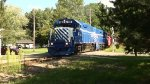 Great Lakes Central passenger train