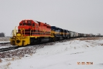Eastbound RCP&E Grain Train