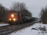 CN 5604 at Mile 68.52 Dundas Sub.