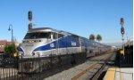 AMTK 456 on Amtrak 566