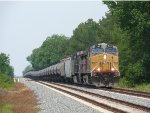 CSX ethanol train