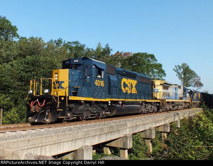 CSX Q689