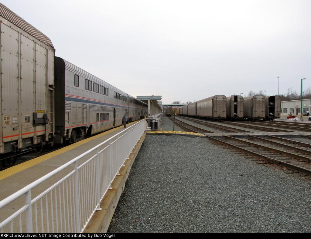Auto Train terminal