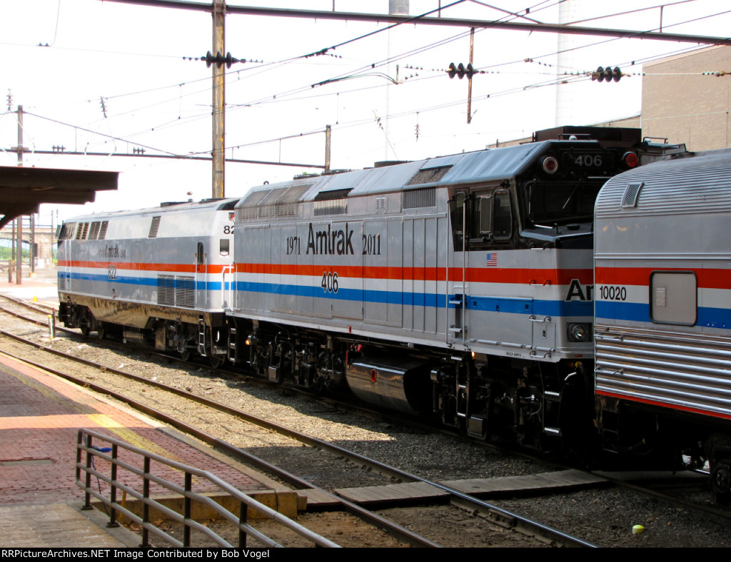 AMTK 406 and 822