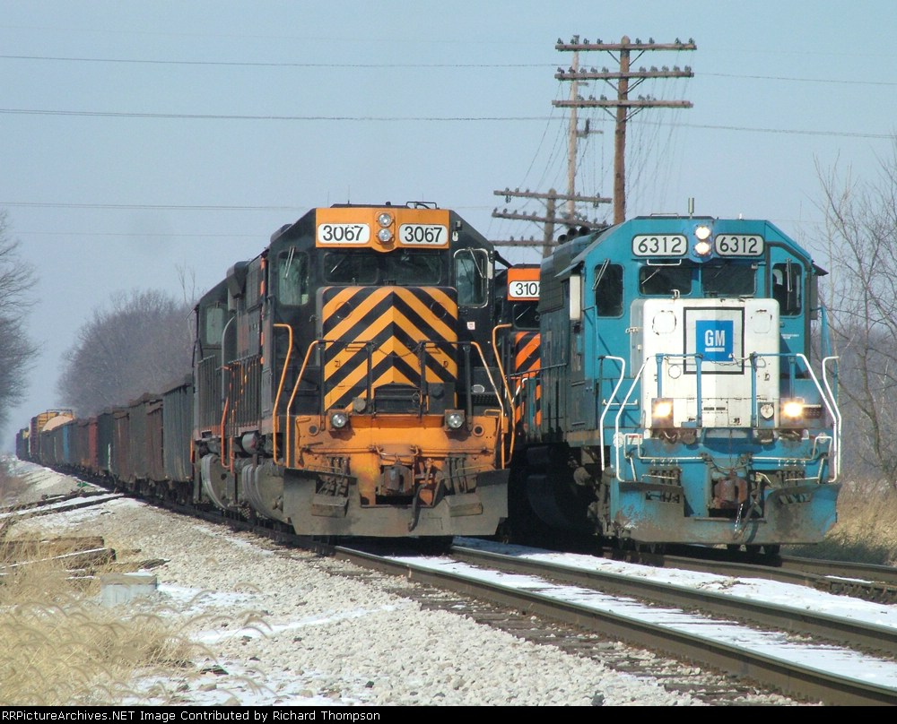 WE 3067 and 6312