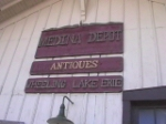 Antique Mall (Former W&LE Medina Depot)