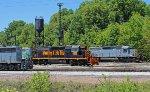 Wheeling & Lake Erie Brittain Yard