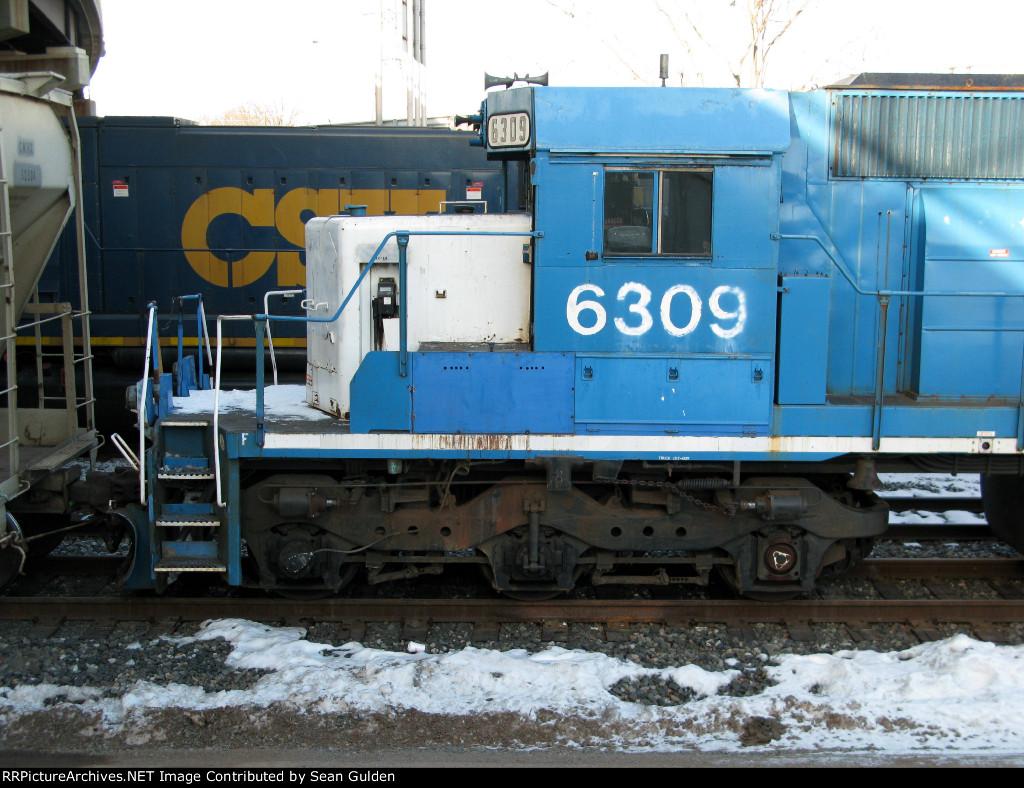 NREX EMD SD40-2 6309
