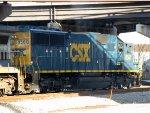 CSXT EMD SD50-2 8561
