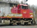 BNSF GE C44-9W 610