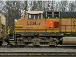 BNSF GE C44-9W 5385