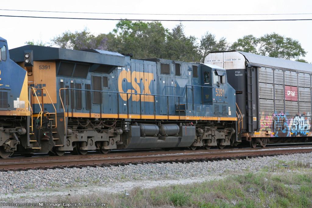 CSX 5391