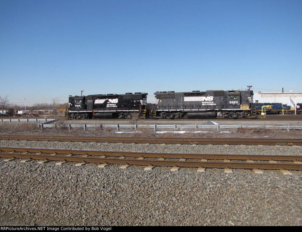 NS 5016 and 5220
