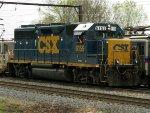 CSXT EMD GP38-2S 6159